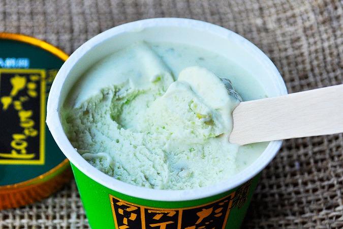 JA鶴岡の「だだちゃ豆アイス」